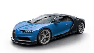 Bugatti Detailing