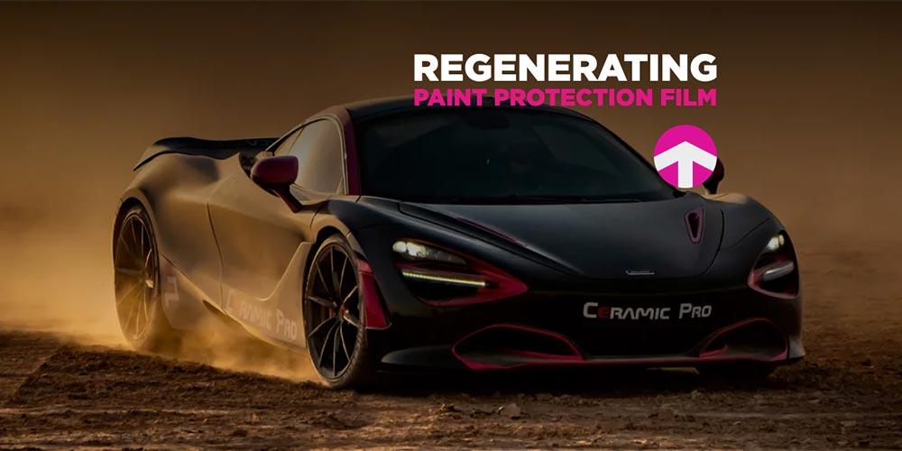 Video: Kavaca Instant-Healing - PPF regeneration in mere seconds!